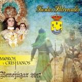 FIESTAS PATRONALES Y DE MOROS Y CRISTIANOS DE BENEJÚZAR