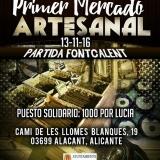 MERCADO ARTESANAL PARTIDA FONTCALENT