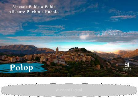 POLOP. Alicante pueblo a pueblo