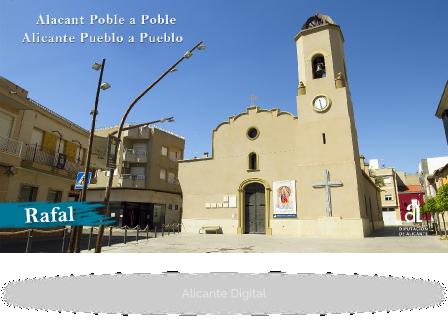 RAFAL. Alicante pueblo a pueblo