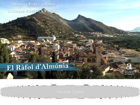 EL RÀFOL D´ALMÙNIA. Alicante pueblo a pueblo