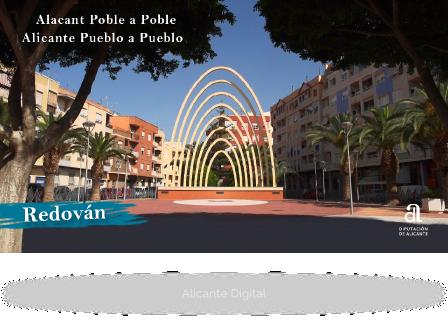 REDOVAN. Alicante pueblo a pueblo