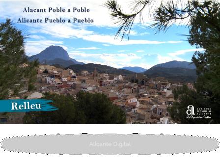RELLEU. Alicante pueblo a pueblo