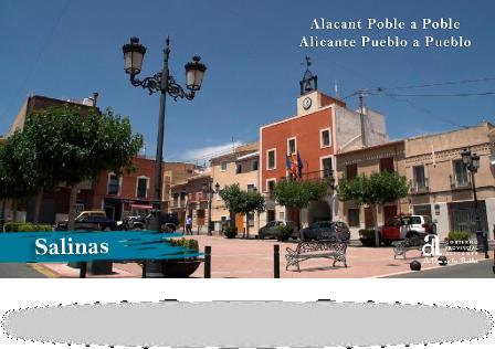 SALINAS. Alicante pueblo a pueblo