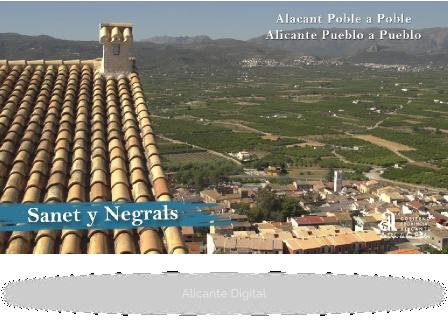SANET Y NEGRALS. Alicante pueblo a pueblo
