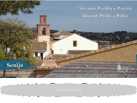 SENIJA. Alicante pueblo a pueblo