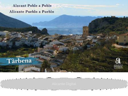 TÀRBENA. Alicante pueblo a pueblo