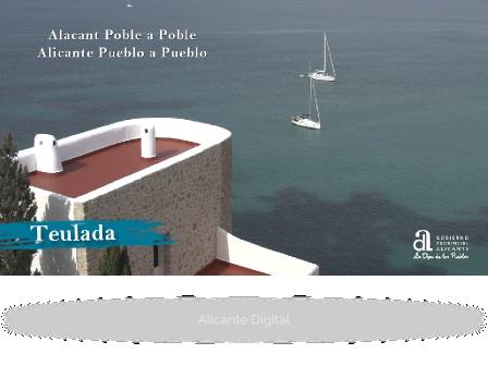 TEULADA. Alicante pueblo a pueblo