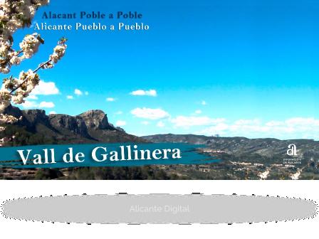 LA VALL DE GALLINERA. Alicante pueblo a pueblo