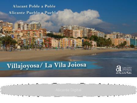 VILLAJOYOSA/LA VILA JOIOSA. Alicante pueblo a pueblo