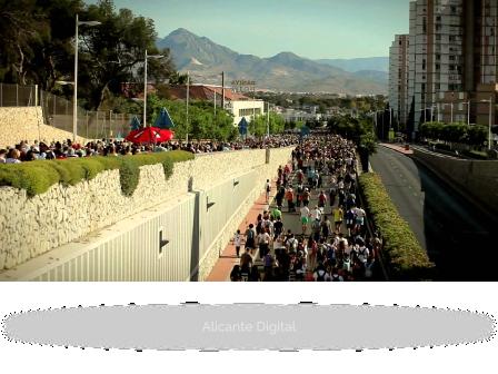 Vídeo promocional de la Romería a la Santa Faz de Alicante