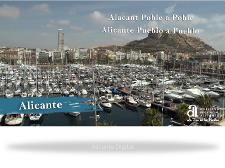 ALICANTE. Alicante pueblo a pueblo
