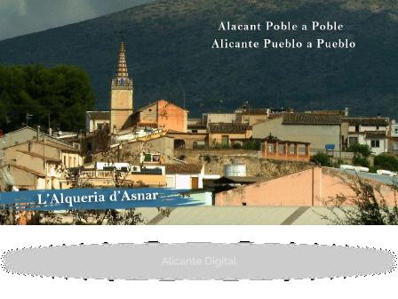 L'Alqueria d'Asnar. Alicante pueblo a pueblo