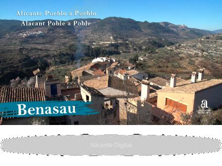 BENASAU. Alicante pueblo a pueblo