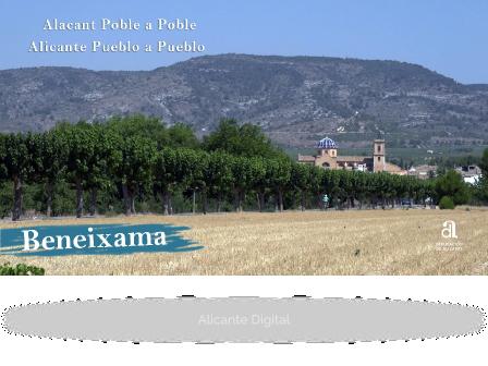 BENEIXAMA. Alicante pueblo a pueblo