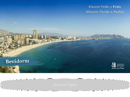 BENIDORM. Alicante Pueblo a Pueblo