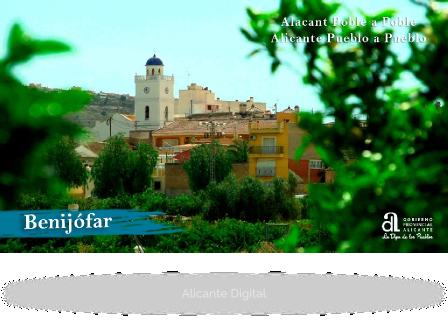 BENIJÓFAR. Alicante pueblo a pueblo
