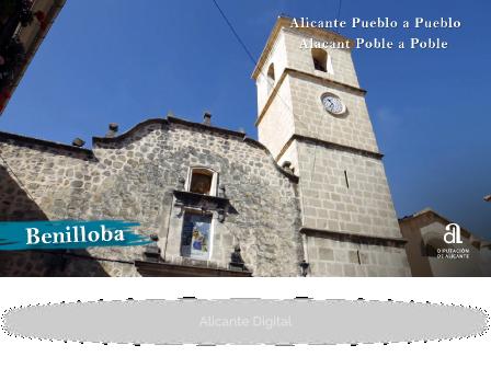 BENILLOBA. Alicante pueblo a pueblo