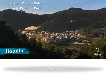 BOLULLA. Alicante pueblo a pueblo