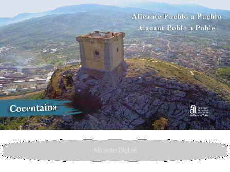 COCENTAINA. Alicante pueblo a pueblo