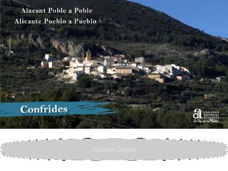 CONFRIDES. Alicante pueblo a pueblo