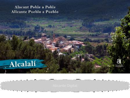 ALCALALI. Alicante pueblo a pueblo