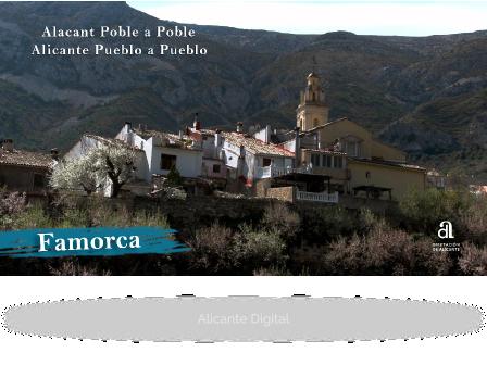 FAMORCA. Alicante pueblo a pueblo