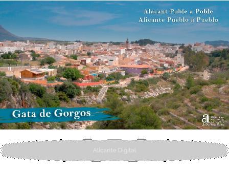 GATA DE GORGOS. Alicante pueblo a pueblo