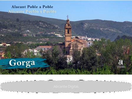 GORGA. Alicante pueblo a pueblo