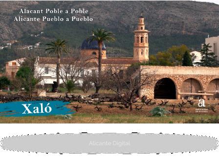 XALÓ. Alicante pueblo a pueblo