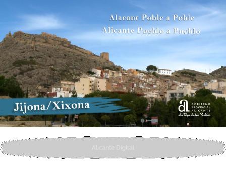 JIJONA/XIXONA. Alicante pueblo a pueblo