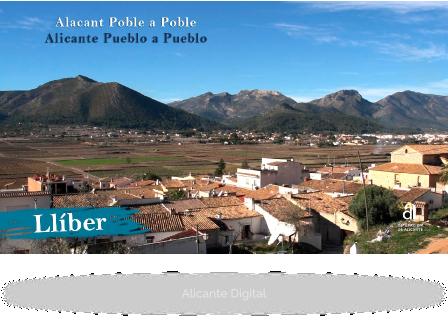 LLÍBER. Alicante pueblo a pueblo