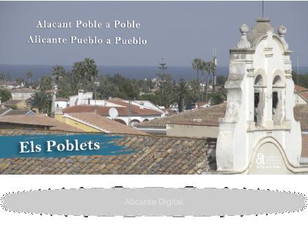 ELS POBLETS. Alicante pueblo a pueblo