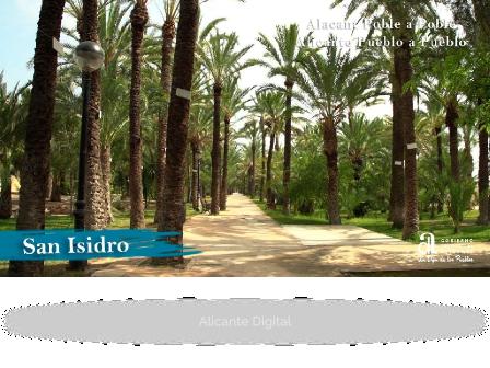 SAN ISIDRO. Alicante pueblo a pueblo