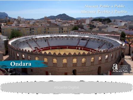 ONDARA. Alicante pueblo a pueblo