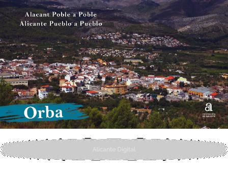ORBA. Alicante, pueblo a pueblo