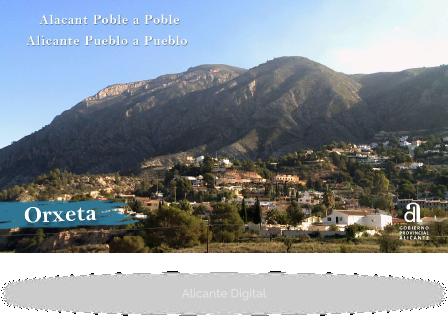 ORXETA. Alicante pueblo a pueblo